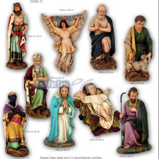 Große Krippenfiguren für den Garten Weihnachtsdekoration Weihnacht Deko