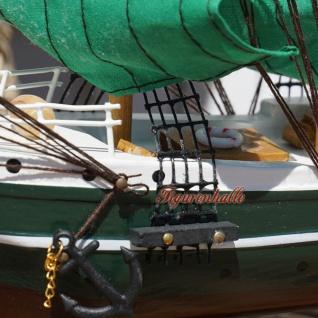 Alexander von Humboldt Segelschiffmodell Modell Holz Schiff - Vorschau 2
