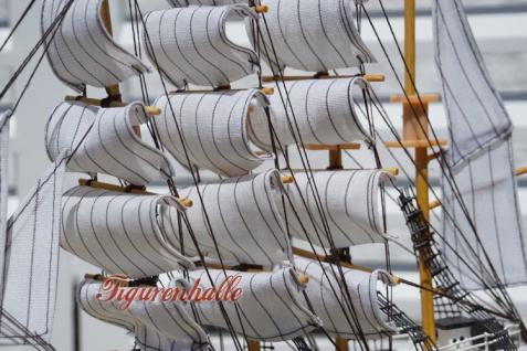 Passat Segelschiffmodell Modell Holz Schiff - Vorschau 3