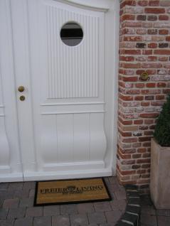 Fußmatte Fußabtreter Kokosfaser im Home Design Impressionen Art Deco Türmatte - Vorschau 2