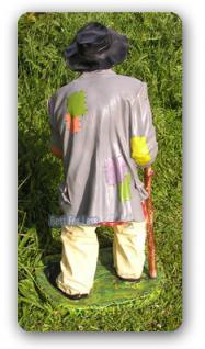 Bettler Betler Dekofigur Figur Aufstellfigur Deko - Vorschau 5