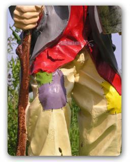 Bettler Betler Dekofigur Figur Aufstellfigur Deko - Vorschau 4