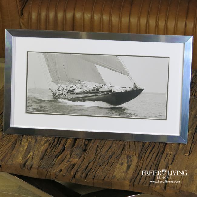segelschiff 1935 wandbild f r ihren maritimer wohnstil. Black Bedroom Furniture Sets. Home Design Ideas