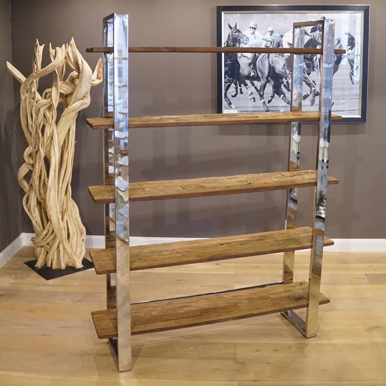 regal metall schwemmholz treibholz aufbewahrung schrank m bel shabby chic kaufen bei helga freier. Black Bedroom Furniture Sets. Home Design Ideas