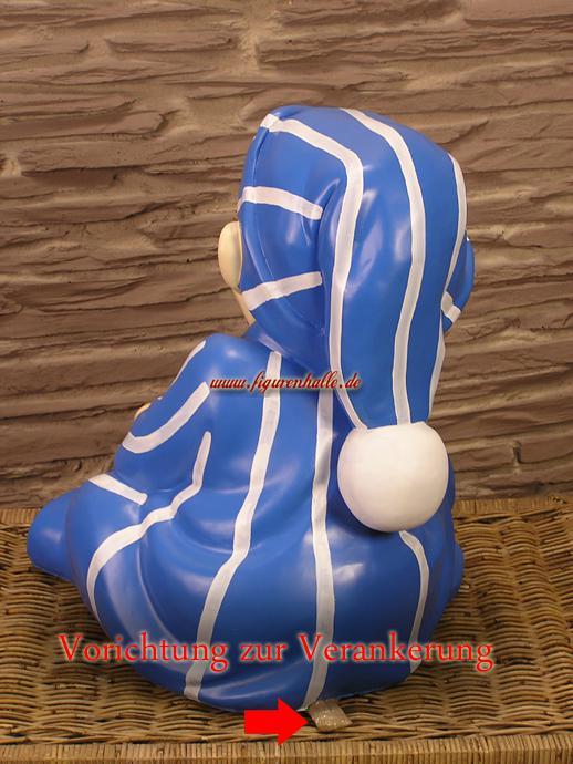 Schlafwandler Junge Junge Junge Dachläufer Figur Statue Skulptur Dekoration fecd22