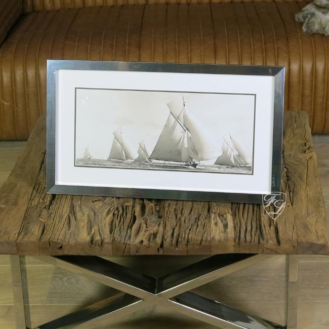 Maritimer Wohnstil segelschiff 1935 wandbild für ihren maritimer wohnstil kaufen bei