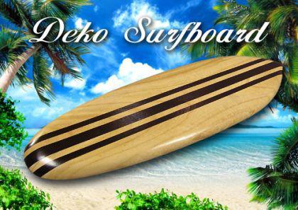 Deko Surfboard Surfbrett Surfer Dekoration Wellen