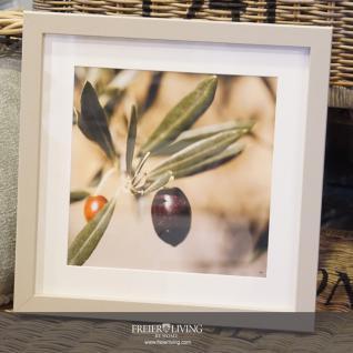 Esszimmer Wandbild Spanien Oliven Landhausstil