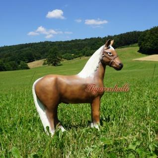 Hengst Pferd Figur Fan Deko Dekoration