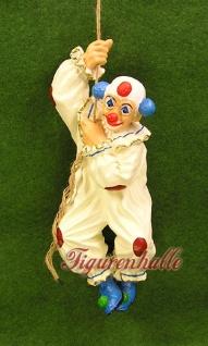 Clown hängend als Figur und Statue Deko Fan Artikel - Vorschau 2
