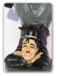 Charles Chaplin Tisch Dekofigur Statue - Vorschau 1