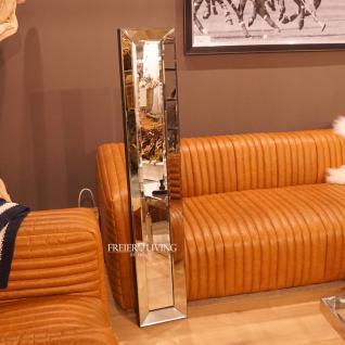 Spiegelrahmen Wandspiegel länglich Deko Flur Schlafzimmer