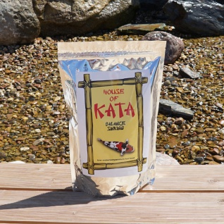 2, 5 ltr Koi Futter Balance Sinking House of Kata Premium Koifutter Fischfutter Winter - Vorschau 5