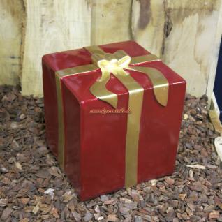 Winter Geschenkpaket Paket Dekomaterial Weihnachten Weihnacht Deko
