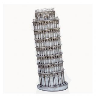 Der Schiefe Turm von Pisa als Dekofigur Modell Statue Deko