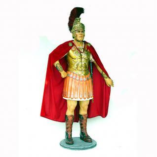 Ritter Römer Legioner lebensgroß Deko-Figur
