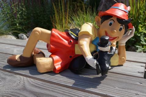 Pinocchio Figur Statue Skulptur Deko Comic Fan Artikel