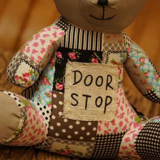 Türstopper Bär Henry Home Interiors Shabby Chic Türhalter - Vorschau 2