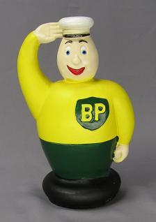 Big Mann BP Tankstellen Nostalgie Werbung Reto Figur Statue Skulptur