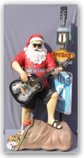 Weihnachtsmann Santa Claus Figur Dekofigur Statue