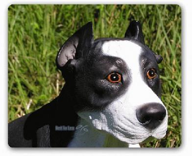 Staffordshire Bull Terrier Figur Tierfigur Hunde - Vorschau 2