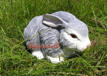 Hase Kaninchen Osterhase Deko Dekoration Figur Statue Deko - Vorschau 2
