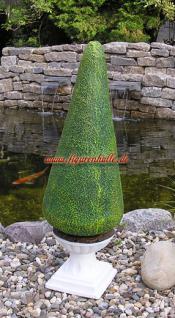 Kunstbaum Künstlicher Buchsbaum Deko Event Messe Statue - Vorschau 2