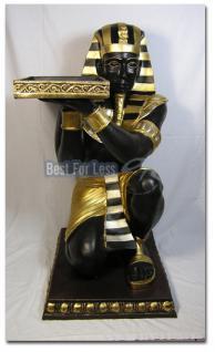 Butlerfigur Ägypten Optik Ägyptische Figur Statue