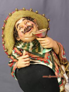 Mexikaner Figur Margarita Figur Bar Dekoration Beach Strand