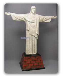 Zuckerhut Figur Christ the Redeemer Statue