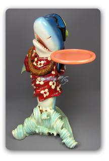 Hai Butler Dekofigur Figur Statue Bar Dekoration - Vorschau 3