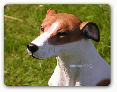 Greyhound Windhund als Dekofigur Statue Figur - Vorschau 2
