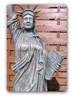 Freiheitsstatue Liberty Figur Aufstellfigur Lampe - Vorschau 1