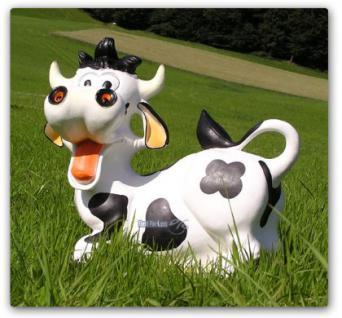 Lustige Kuh Figur Statue Aufstellfigur Tierfigur - Vorschau 2