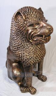 Shisha Statue als Dekofigur Figur Löwe Deko