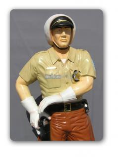 USA Polizist Cop Dekofigur Aufstellfigur Figur