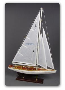 Selgelyacht Schiffsmodell Segelschiffmodel Modell - Vorschau 1