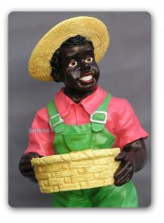 Black Boy Dekofigur Figur Afrika Butler