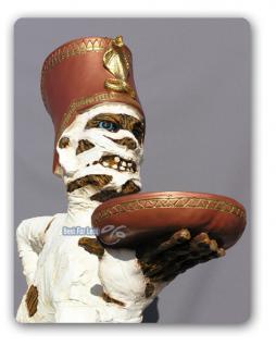Ägyptische Mumie Figur Statue Skulptur Ägypten - Vorschau 2