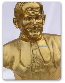 Papst Büste Dekofigur für Kirche - Vorschau 2