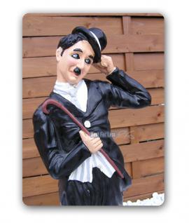 Charles Chaplin Dekofigur Aufstellfigur Film Figur - Vorschau 2
