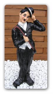 Charles Chaplin Dekofigur Aufstellfigur Film Figur