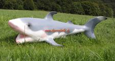 Hai Fisch Haifisch zum aufhängen Figur Statue
