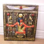 Ägyptisches Wandbild Ägypten Bild Pharaonen Dekoration Deko