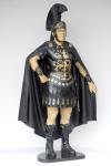 Römer Figur Lebensgroß Dekofigur Dekoration Römisch Schwarzer Deko