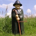 Schäfer für Ihre Deko Schafe im Garten Figur Statue Skulptur