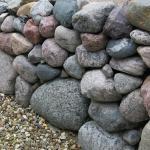 Findlinge Natursteine Felsen Steine Friesenwall