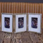 Tisch Bilderrahmen dreier klappbar Deko Maritim