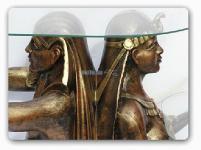 Ägyptischer Tisch - Ägypten Deko-Figur