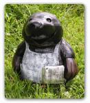 Maulwurf Gartenfigur Dekofigur statue